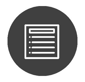 Tabellen & Vergleichslisten