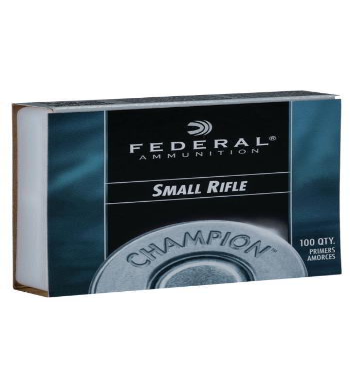 Federal Zündhütchen 100 Small Pistol 100 Stück