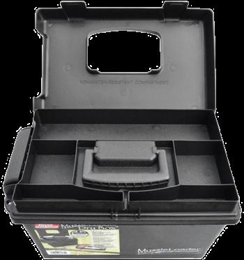 MTM Transportkiste für Vorderladerzubehör ML1-40 schwarz