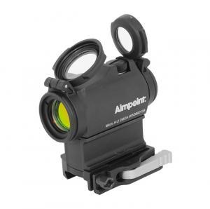 Aimpoint Micro H-2 Leuchtpunktvisier mit LRP Montage und 39mm Spacer