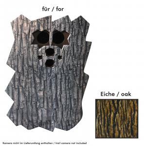 Frontblende für MINOX DTC 460 verschiedene Holzstrukturen