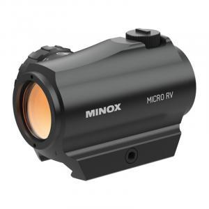 MINOX Rotpunktvisier MICRO RV mit 2 MOA