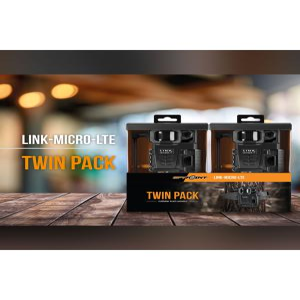 SPYPOINT Wildkamera Link Micro LTE Twin Pack