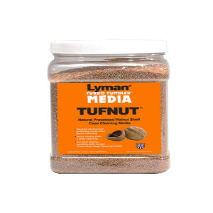 Lyman Turbo Media Nussgranulat, unbehandelt 3 lbs / 1360g