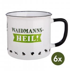 Tasse ''Waidmannsheil''