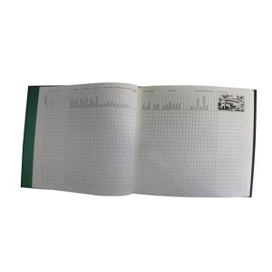 Schuss- / Jagdtagebuch
