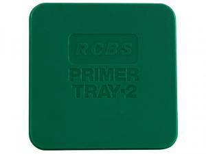 RCBS Primer Tray-2 / Zündhütchenwendebox
