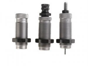 RCBS 3-Die Carbide Taper Crimp Set / Matrizensatz 9mm Luger / 9x21 / 9x23 / 9x18 Gr. B