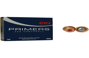 CCI Schrot-Zündhütchen 209 100 Stück
