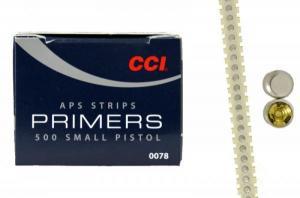 CCI Zündhütchen 500 Standard APS Small Pistol 1000 Stück