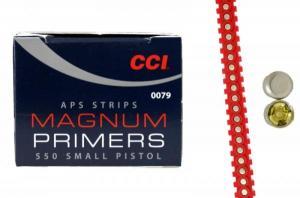 CCI Zündhütchen 550 Magnum APS Small Pistol 1000 Stück