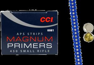 CCI Zündhütchen 450 Magnum APS Small Rifle 1000 Stück