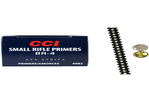 CCI Zündhütchen BR4 APS Small Rifle 1000 Stück
