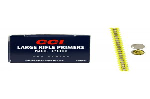 CCI Zündhütchen 200 Standard APS Large Rifle 1000 Stück