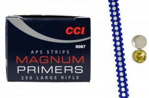 CCI Zündhütchen 250 Magnum APS Large Rifle 1000 Stück
