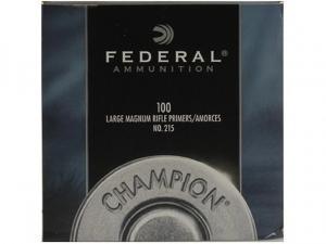Federal Zündhütchen 215 Large Rifle Magnum 100 Stück