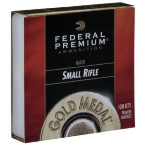 Federal Zündhütchen GM205M Small Rifle Match 100 Stück