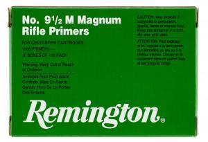 Remington Zündhütchen 9 1/2 Large Rifle Magnum 100 Stück