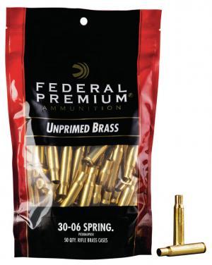 Federal Hülsen .30-06 Sprg. inkl. Federal Zündhütchen #210 large Rifle 50 Stück