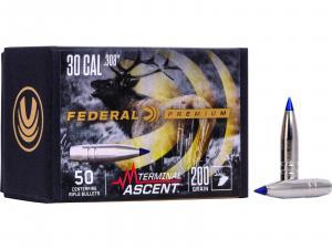 Federal Geschoss .30 / .308 Terminal Ascent 200GR 50 Stück #PB308TA2