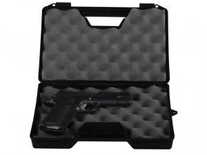 MTM Waffenkoffer 806-40 schwarz f. 1 Waffe bis 6