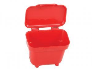 MTM Gürtelpatronenbox ABP rot f. bis zu 100 Randfeuerpatronen .17 HMR u.w.