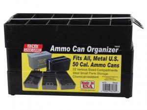 MTM Munitions-Organizer ACO schwarz 3er Pack