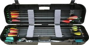 MTM Pfeil-/Zubehörkoffer BH35-40 schwarz
