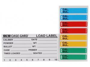 MTM Patronenboxaufkleber zum Beschriften LL-1 50 Stück
