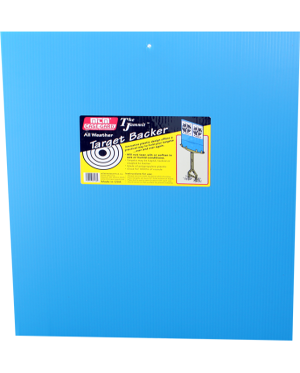 MTM Zielscheibenrückwand TB-20 blau