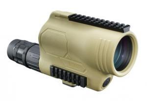 Bushnell Spektiv Legend T 15-45x60mm mit Picatinny Schiene / FFP Mil-Hash Absehen, Flat Dark Earth