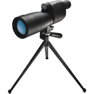 Bushnell Spektiv Sentry 18-36x50mm, Natur- und Tierbeobachtung, schwarz mit Dreibein