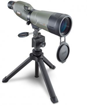 Bushnell Spektiv Trophy Xtreme 20-60x65mm, grün, geradeeinblick, Porro-Prismen, mit Koffer