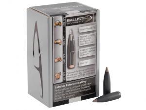 Nosler Geschoss Ballistic Silver Tip .30/.308 168GR Spitzer 50 Stück