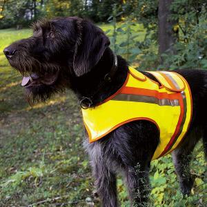 Reflektorweste für Hunde in verschiedenen Größen