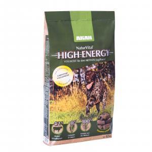 AKAH NaturVital® HIGH ENERGY Hundefutter 12kg