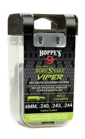 Hoppes BoreSnake Viper Den .338/.340