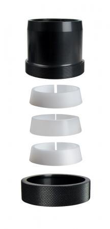 Universal Klemmadapter Uni Speed 3 Adapter PARD - Patronus 35,2-47mm