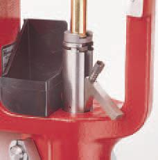 Hornady Auto Primer Feed W / Large and Small Primer Tube / automatische Zündhütchenzuführung