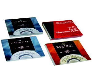 Federal Schrot-Zündhütchen 209A 100 Stück
