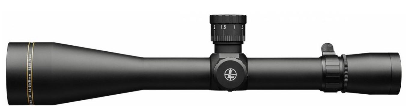 Leupold VX-3i LRP 8,5-25x50 30mm TMOA Absehen, seitl. Parallaxeausgleich matt schwarz