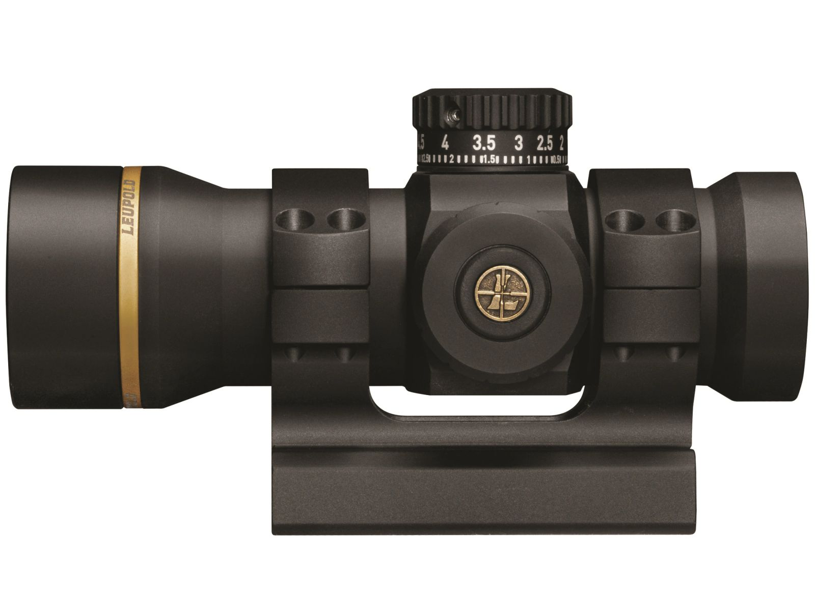 Leupold Freedom RDS 1x34 (34mm) BDC Red Dot 1 MOA inkl. AR-Montage