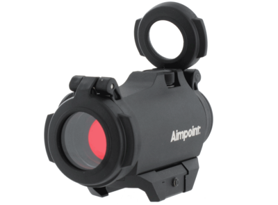 Aimpoint MICRO H-2 2 MOA ACET Technologie black, inkl. Weaver/Picatinny Montage