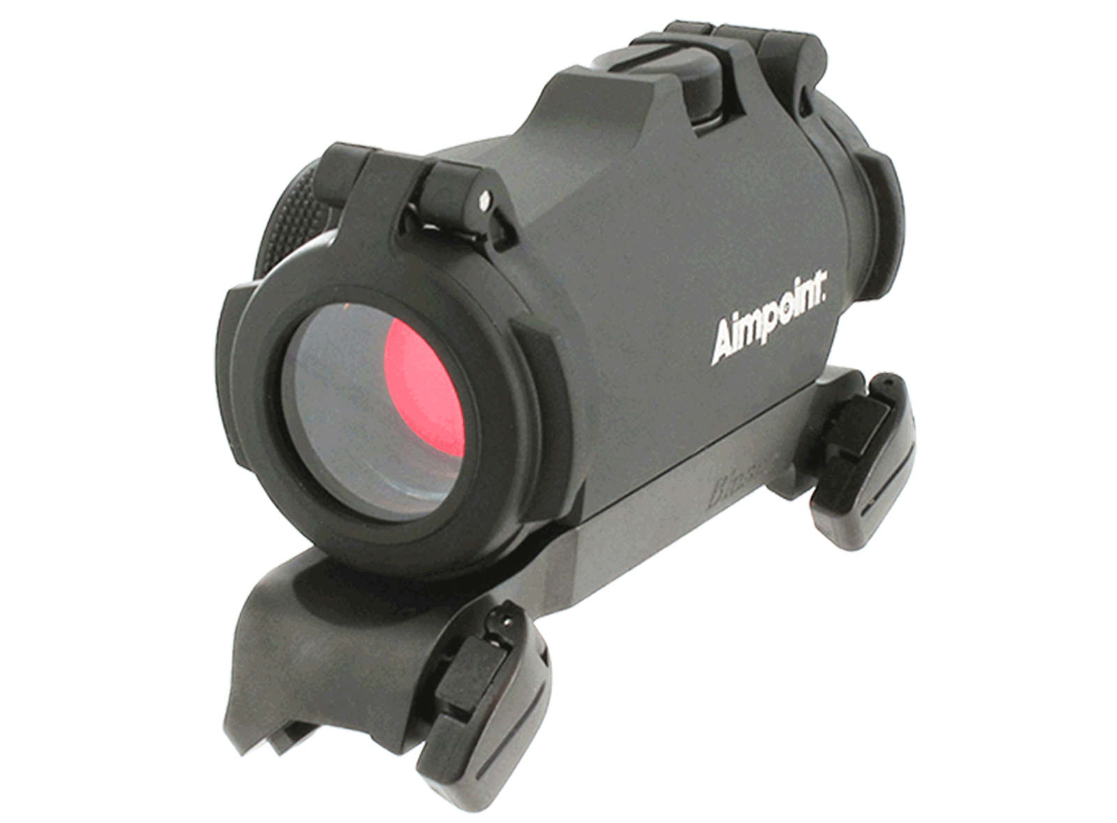 Aimpoint MICRO H-2 2 MOA ACET Technologie black mit org. Blaser Sattelmontage