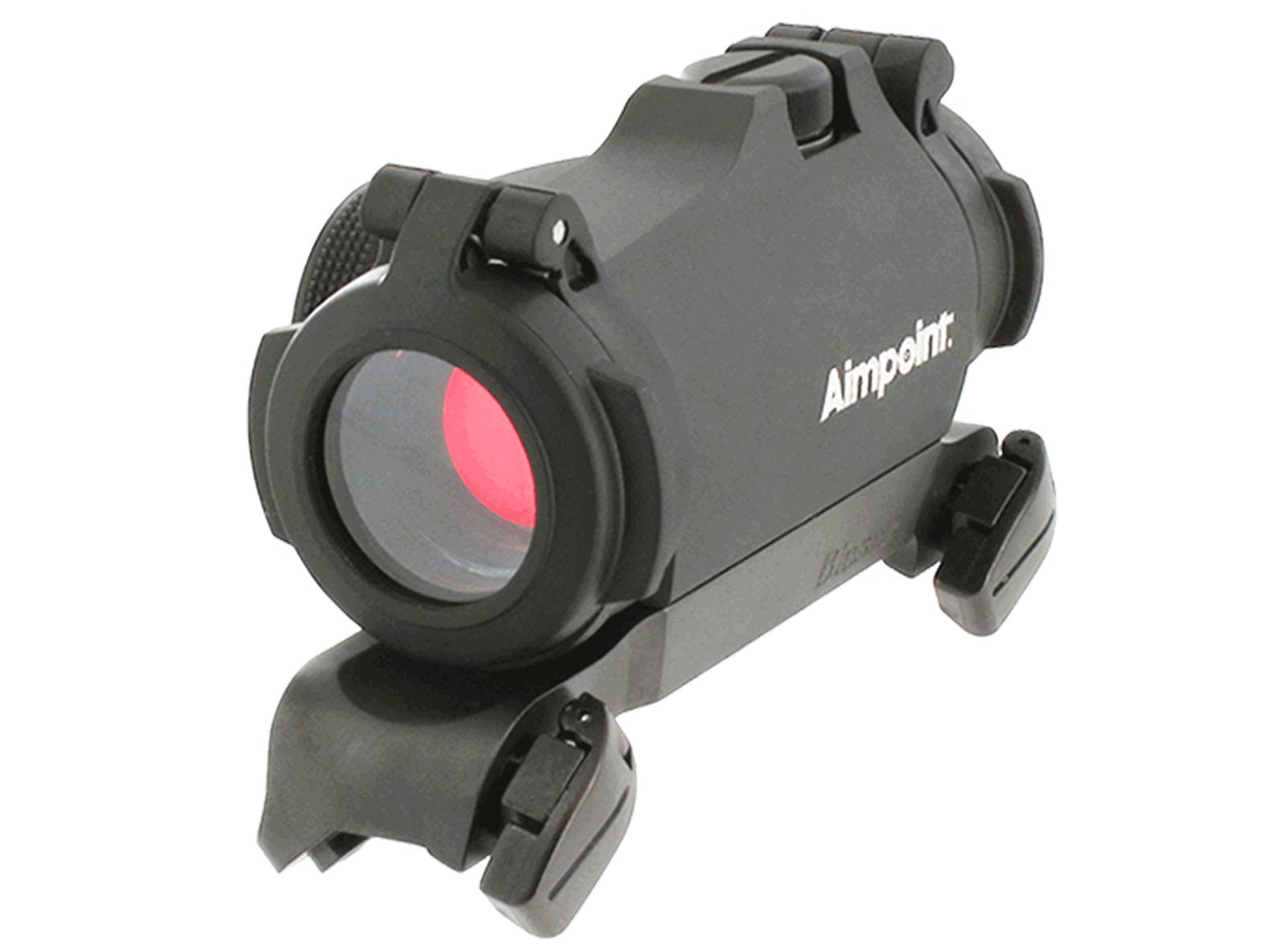 Aimpoint MICRO H-2 2 MOA ACET Technologie black mit org. Blaser Sattelmontage