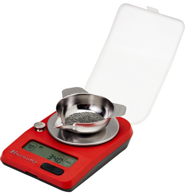 Hornady G3-1500 Electronic Scale / elektronische Pulverwaage