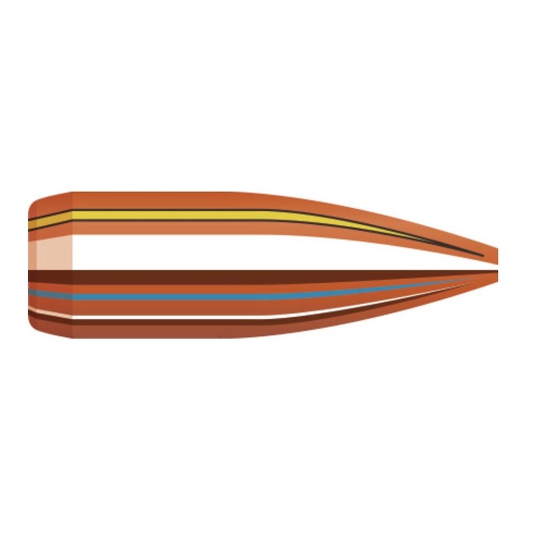 Hornady Geschoss .22/.224 BTHP MATCH 52GR 100 Stück