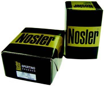 Nosler Geschoss Custom Competition .22/.224 69GR HPBT 250 Stück